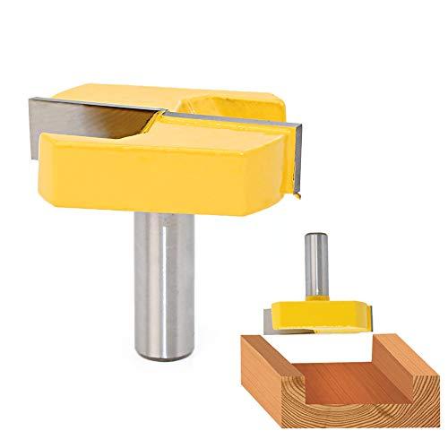 CTlite 1/2 Zoll Schaft Reinigungsfräser 5,1 cm Durchmesser Bodenreinigung Oberfräser Holzbearbeitung Fräser Werkzeug