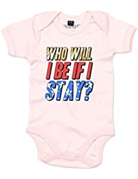 Brand88 - Who Will I Be If I Stay?, Baby Grow