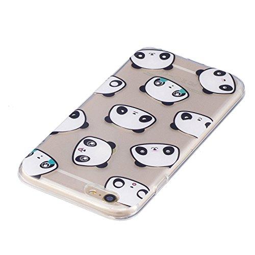 iPhone 6/6S 4.7 Hülle, Voguecase Silikon Schutzhülle / Case / Cover / Hülle / TPU Gel Skin für Apple iPhone 6/6S 4.7(Ice Cream 05) + Gratis Universal Eingabestift Katzenbär 10
