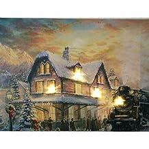Led Bilder Weihnachten.Suchergebnis Auf Amazon De Fur Klocke Led Bilder