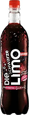 Granini Dark Berries mit Guarana, 6er Pack (6 x 1 l)