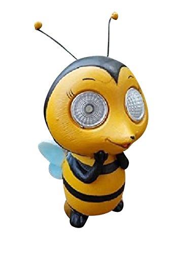 joka international GmbH Solarleuchte Solar Biene Dekoration Tier Garten Beleuchtung 15553