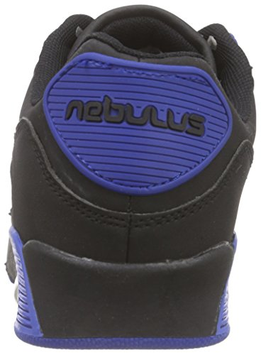 Nebulus Liam, Chaussures de Fitness Femme Noir - Noir