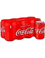 Coca-Cola, 8 x 330 ml