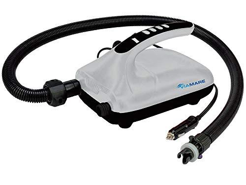 VIAMARE Elektro Luftpumpe für SUP und Schlauchboote