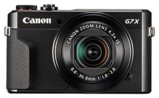 Canon PowerShot G7X II – Kit prémium con cámara compacta negra (B01GWSH4AW) | Amazon Products