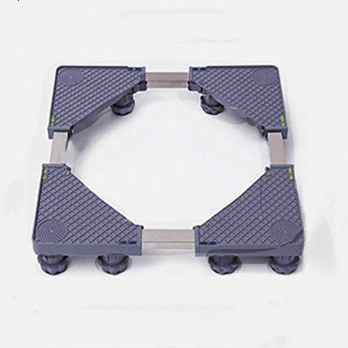 D_HOME Multifunktionaler Standfuß Spezieller Sockel für Haushaltsgeräte - Trockner Kocher Kühlschränke Mehrere Beinstützen (größe : 12 Legs)