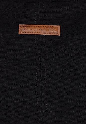 Naketano Male Jacket Snake Plissken Black