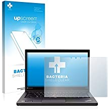 upscreen Bacteria Shield Clear Protector Pantalla para Lenovo ThinkPad T440s UltraBook (Touch) Película Protectora - Anti-Bacteria