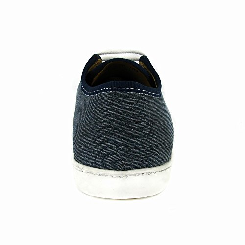 J.Bradford Chaussures Tenis marine Bleu