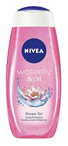Formel Lilie (Nivea Water Lily & Oil Shower Gel 2x400 ml)