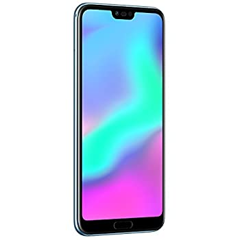 Honor 10 Sim-free Smartphone - Glacier Grey 1