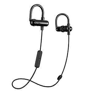 Pictek Auricolari Wireless Bluetooth 4.1 Cuffie Corsa con Microfono e Tasti per Cellulare Android o IOS / Samsung/ iPhone 7/6/6s/Computer/ Tablets