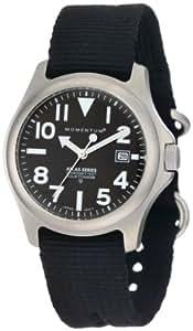 Momentum - 1M-SP00C8B - Montre Homme - Quartz Analogique - Bracelet nylon noir