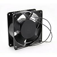 Ventilador con rodamiento lubricado DP200A P/N2123XSL, 120 x 120 x 38, 220 V/240 V, 50/60 Hz, 0,14 A, 29 W, CA