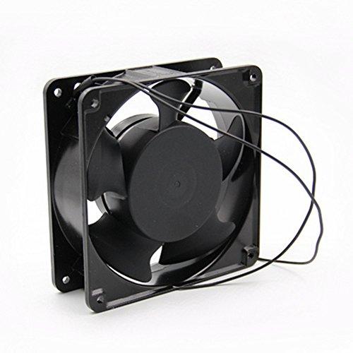 Kühlungsventilator, DP200A P/N2123X SL 120x 120x 38220V/240V 50/60Hz 0,14a 29 W, Öl-Motor, Gleitlager - Rahmen Lüfter Motor