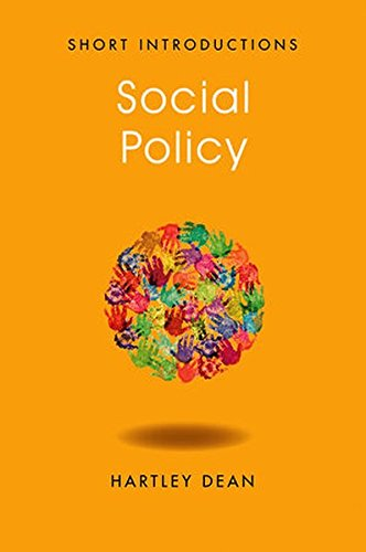 Social Policy (Short Introductions)