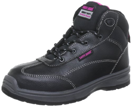 Safety Jogger Force2 Force 2, Unisex-Erwachsene Sicherheitsschuhe, Schwarz (BLK), EU 42