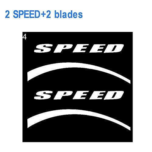 Bouncevi Reifenaufkleber, Dreidimensionale Dekorative Aufkleber des Autoreifen-Buchstabe-3D - Personalisiertes Auto-Modellierungsrad-Etikett
