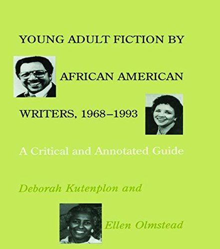 Young Adult Fiction by African American Writers, 1968-1993: A Critical and Annotated Guide (Science and Technology Series) by Deborah Kutenplon (1995-12-01) par Deborah Kutenplon;Ellen Olmstead