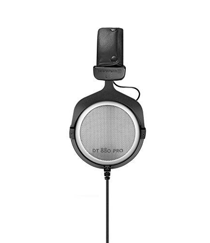 beyerdynamic DT 880 PRO Over-Ear-Studiokopfhörer in schwarz. Halboffene Bauweise, kabelgebunden - 2