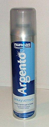 NUNCAS ARGENTO FACILE SPRAY ml 250 NUNCAS