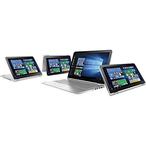 2016 HP ENVY X360 2-in-1 15.6″ Full HD Touchscreen Flagship High Performance Laptop, Intel Core i7-6500U Processor, NVIDIA GeForce 930M, 8GB RAM, 1TB HDD, Backlit Keyboard, Windows 10 41dJIzTlxsL