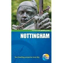 Nottingham, pocket guides (Thomas Cook Pocket Guides)