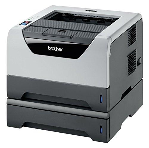 Brother HL5350DNLT monochrom Laserdrucker, 2 x 250 Blatt Kasette (Zertifiziert und Generalüberholt)