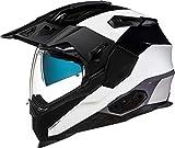 Nexx X.WED2 Duna Helm Schwarz/Weiß S