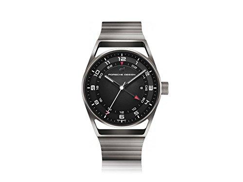 Reloj Automático Porsche Design 1919 Globetimer, GMT, Titanio