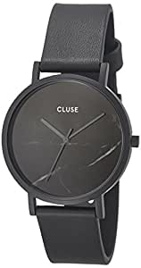 cluse damen armbanduhr analog quarz leder cl40001 cluse. Black Bedroom Furniture Sets. Home Design Ideas