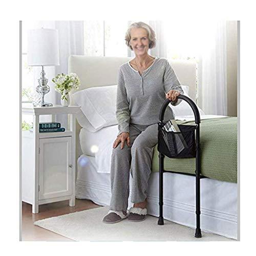 QLL Bettgitter Bettschutzgitter Faltbarer Sicherheits-Seitenschutz für Ältere Menschen, Erwachsene Unterstützen Griff-Handicap (Size : 81x35cm) -
