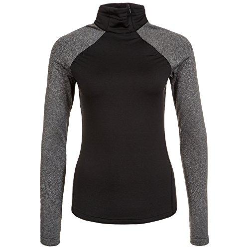 adidas Damen Techfit Climawarm Trainingssweatshirt Longsleeves, Schwarz, S Preisvergleich