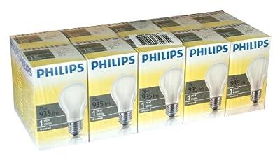 10 x PHILIPS Glühbirne 75W E27 MATT Glühlampe Glühbirnen Glühlampen 75 Watt von Philips - Lampenhans.de