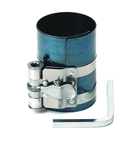 Clé 2284 N robuste pour segment de piston, 2-1/20,3 cm vers 12,7 cm, Noir
