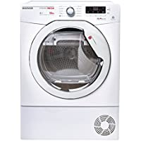 Hoover Dynamic DMHD1013A2 Heat Pump Condenser Tumble Dryer (White)