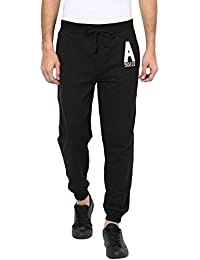 AMERICAN CREW Men's Cotton, Polyester and Elastane Blend Jogger