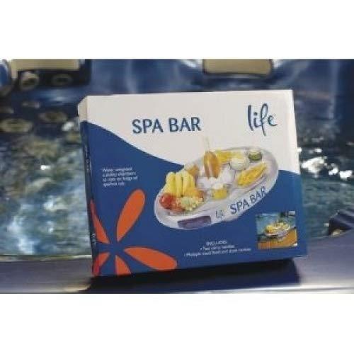 Life - vassoio per bibite e panini, per vasche da bagno/spa