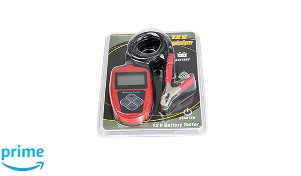 Quicklynks BA102 Motorcycle Battery Tester Update Online 1 Year Warranty