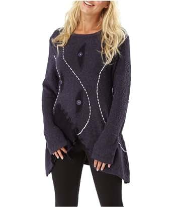 Joe Browns Women's Individuals Sweater Purple (8)