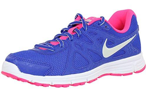 best loved 093b9 b294b Nike Wmns Revolution 2 Msl, Chaussures de Running Entrainement Femme blau