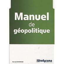 Manuel de géopolitique