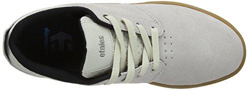 Etnies Jameson MT, Herren Skateboardschuhe Beige (White/Gum 104)