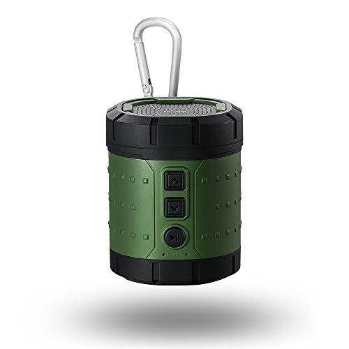 MEMTEQ® S202 Weatherproof IPX4 Portable Mini Wireless Speaker Bluetooth 3.0 TF Card / Handsfree / Hanger for iPhone Android Phone