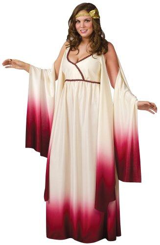 Plus Size Goddess of Love Fancy Dress