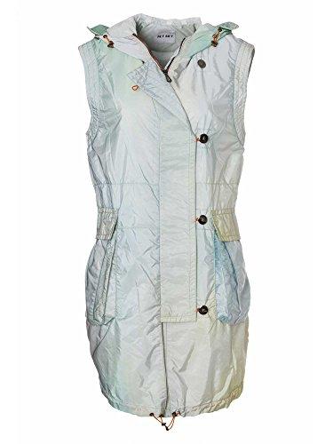 JET SET Damen Longweste Winterkollektion Multicolor