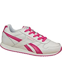 Reebok - Royal CL Jogger - Color: Blanco - Size: 31.0
