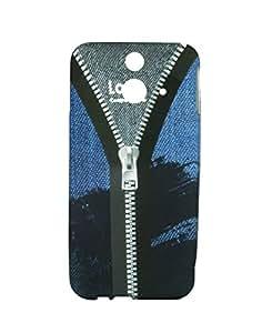 Case HTC Desire E8 Jeans Back Cover