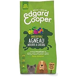 Edgard & Cooper - Croquettes à l'Agneau pour Chien - 7Kg